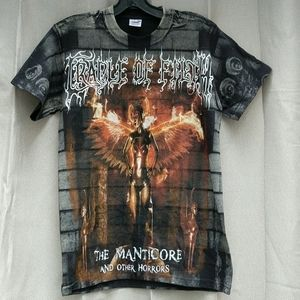 Cradle of Filth Manticore & Other Horrors Band Tee